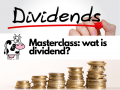 Wat is dividend: masterclass