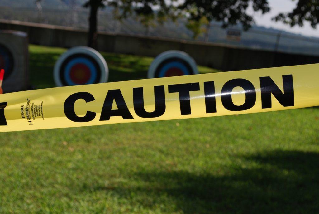 waarschuwingslint