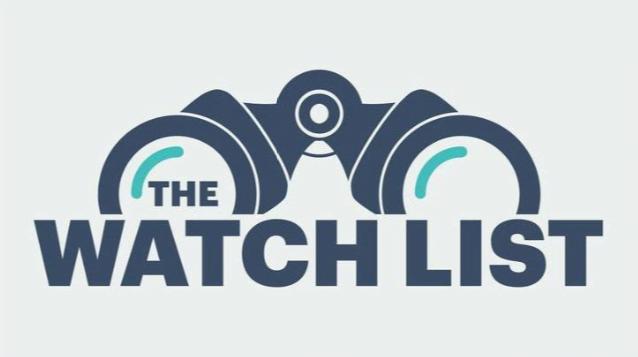 Watchlist om aandelen te monitoren