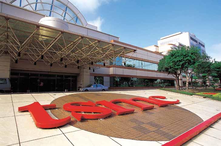 Investering in TSMC