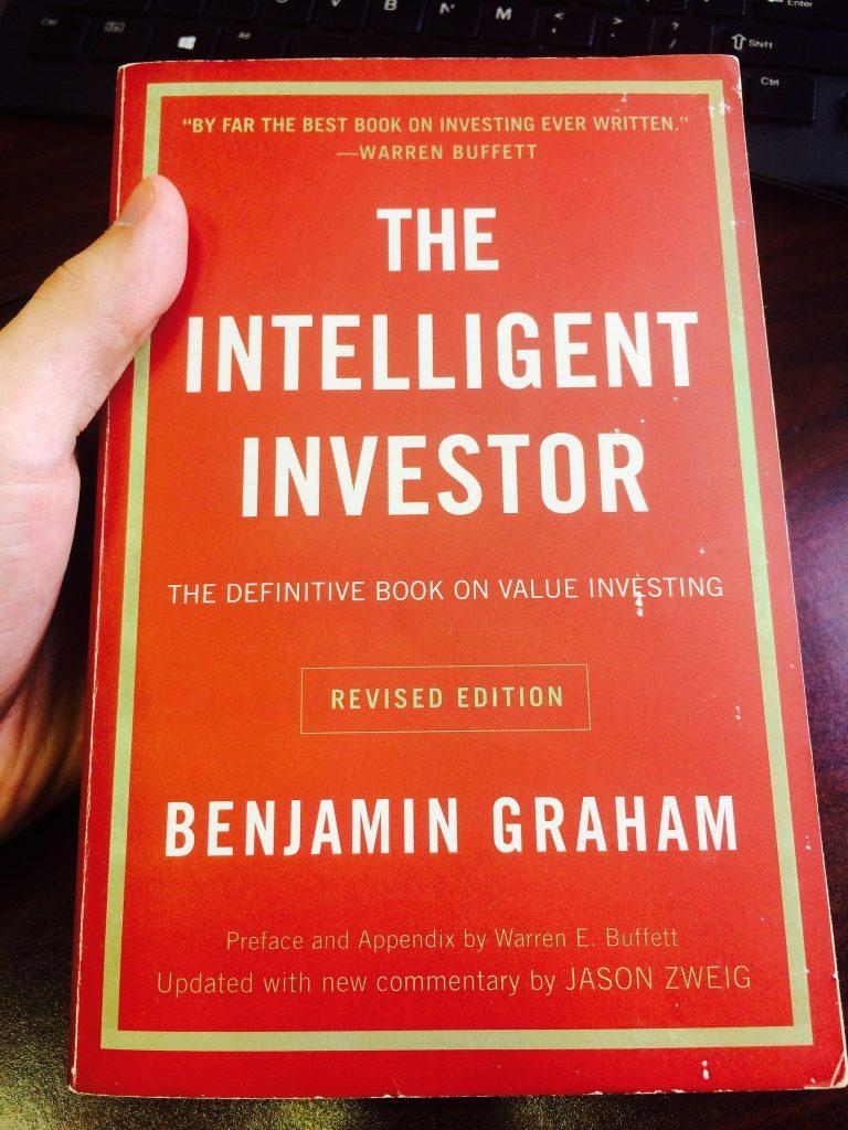Intelligent Investor boek