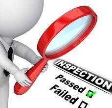Inspectie van aandelen
