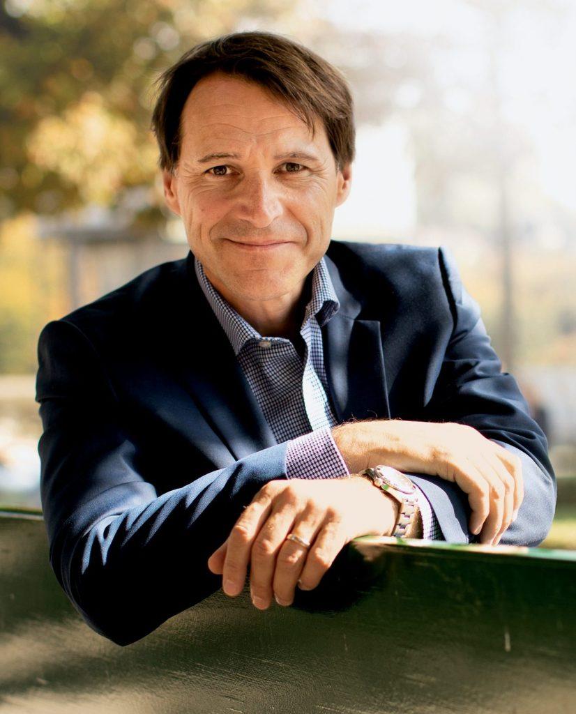 Rolf Dobelli, de auteur van De kunst van goed leven