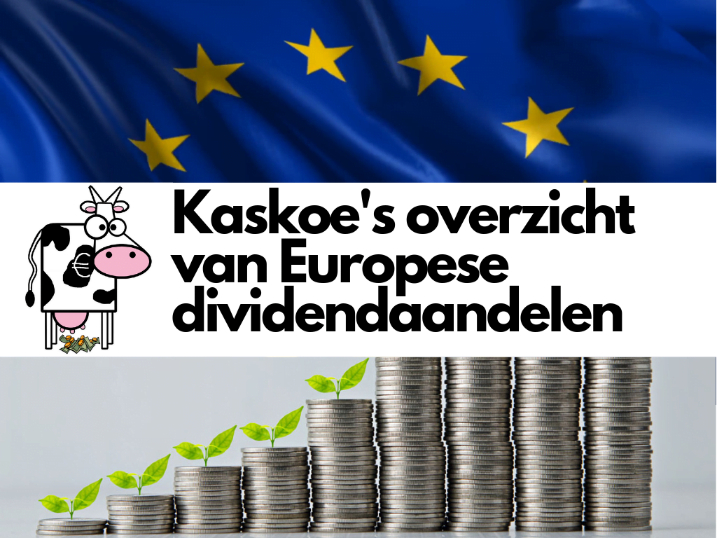 Overzicht Europese dividendaandelen