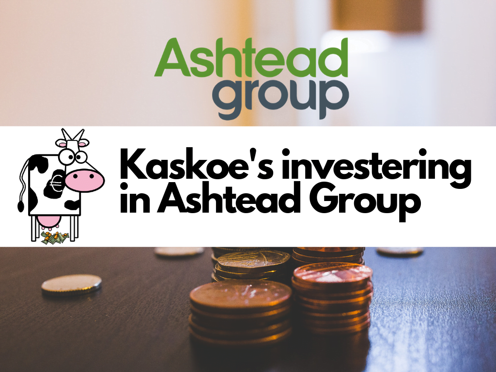 Investering in Ashtead Group