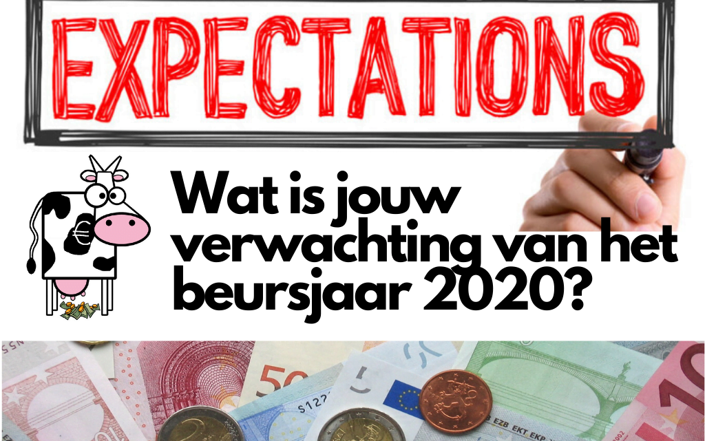 Wat is jouw verwachting van het beursjaar 2020?