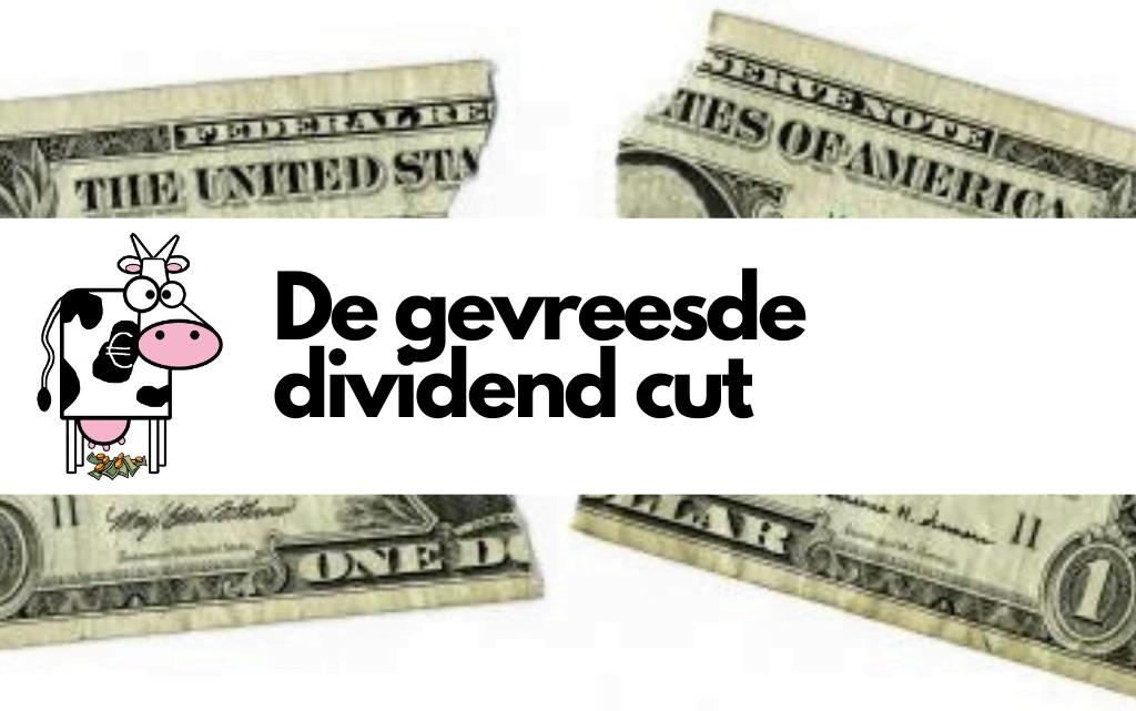 De gevreesde dividend cut