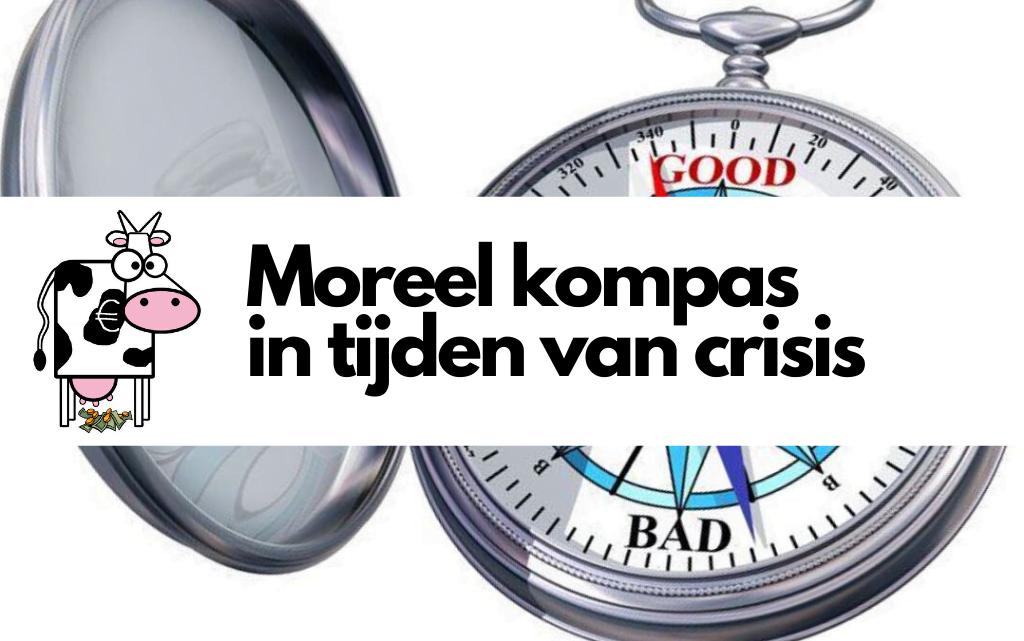 Het moreel kompas in tijden van crisis