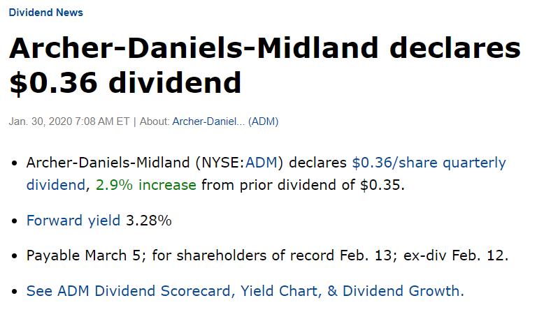 dividendrendement en dividendgroei