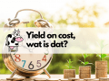 Yield on cost