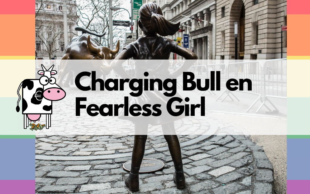 Fearless Girl en genderdiversiteit in de boardroom