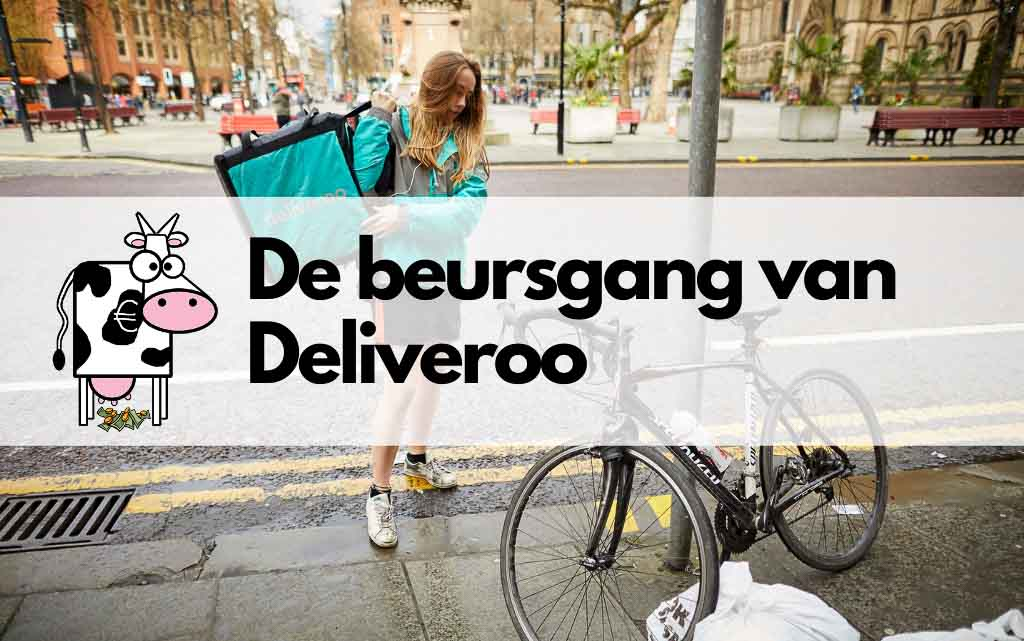 Wat zegt de beursgang van Deliveroo?