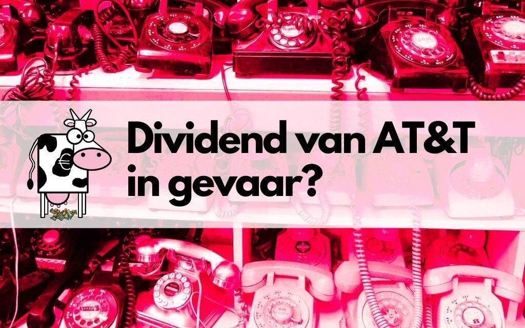 Dividend van AT&T in gevaar door de overname van Discovery?