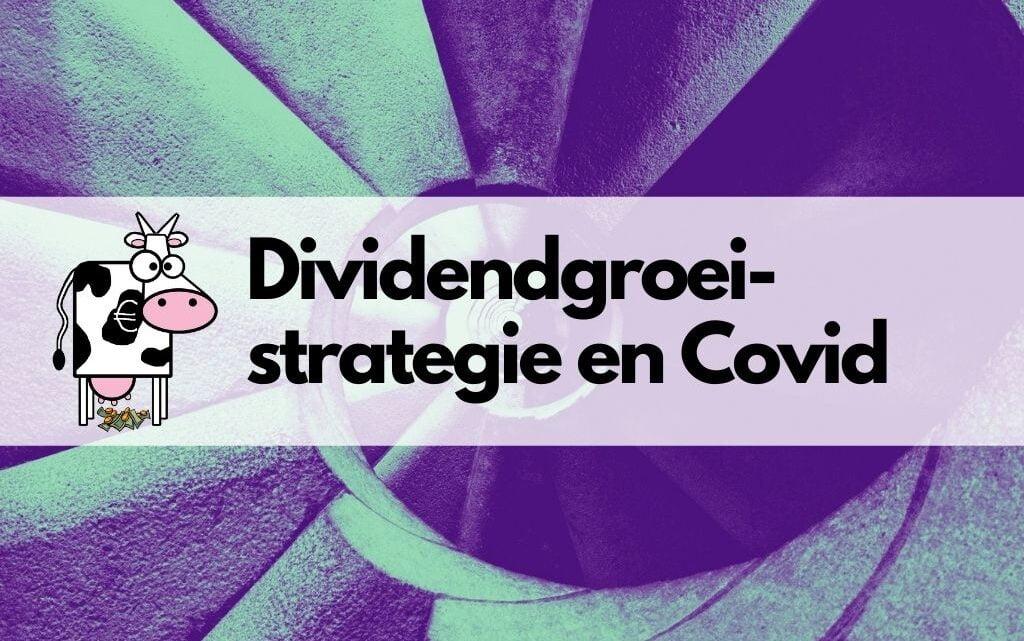 Dividendgroeistrategie en Covid